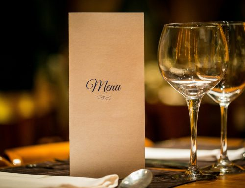 Which Of Our Menus Is Right For Your Event?
